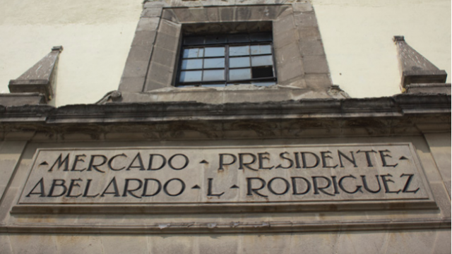 Mercado Abelardo Rodríguez