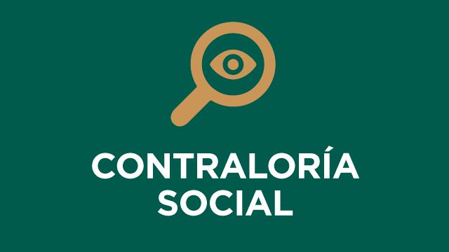 Contraloría Social